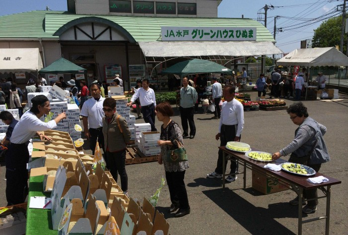 グリーンハウスひぬま(5月10日)